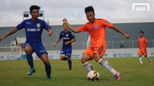 Đà Nẵng Bình Dương Bán kết lượt đi Cúp Quốc gia 2017