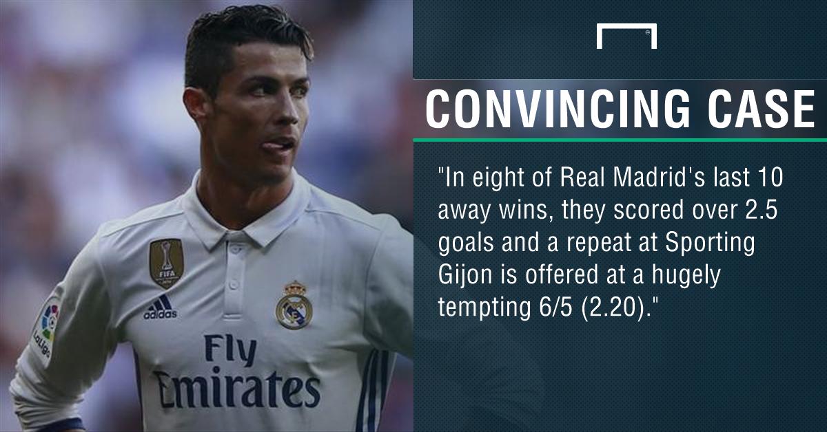 GFX Real Madrid betting