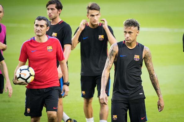 Neymar Valverde
