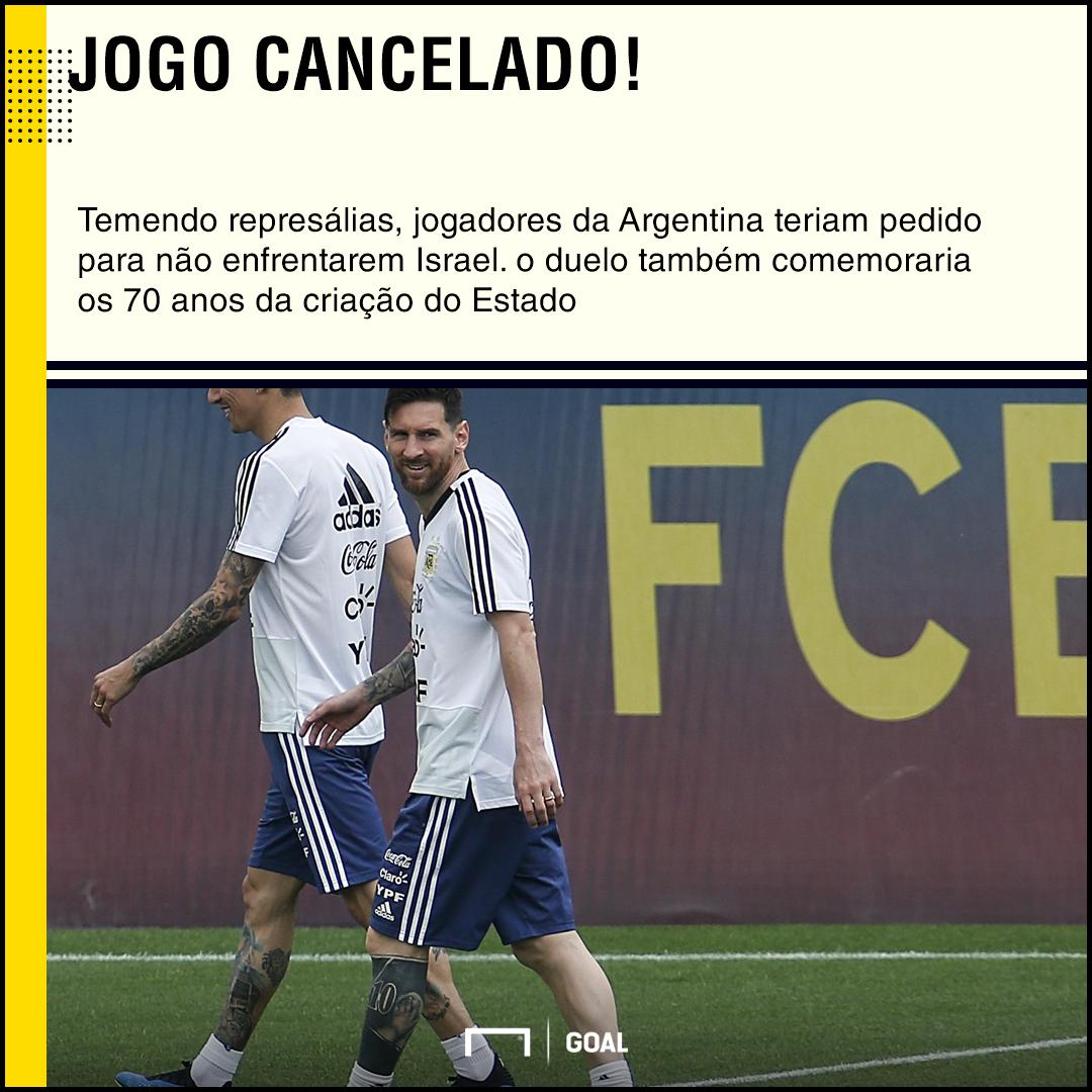 GFX Messi Argentina