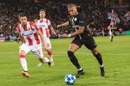 Mbappe PSG Red Star
