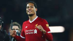 Virgil van Dijk FC Liverpool 05012018