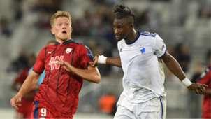 Cornelius Bordeaux Copenaghen Europa League