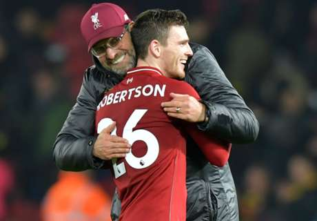 'He screams Liverpool!' - Klopp thrilled with Robertson deal