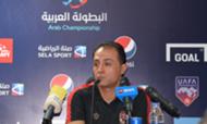 Ahmed Ayoub Ahly coach - Arab ChampionShip 2017 - Goal.com