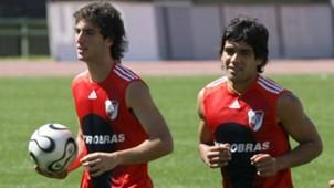 Higuain Falcao River Plate 2005