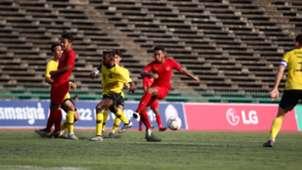 Indonesia U-22 vs Malaysia U-22
