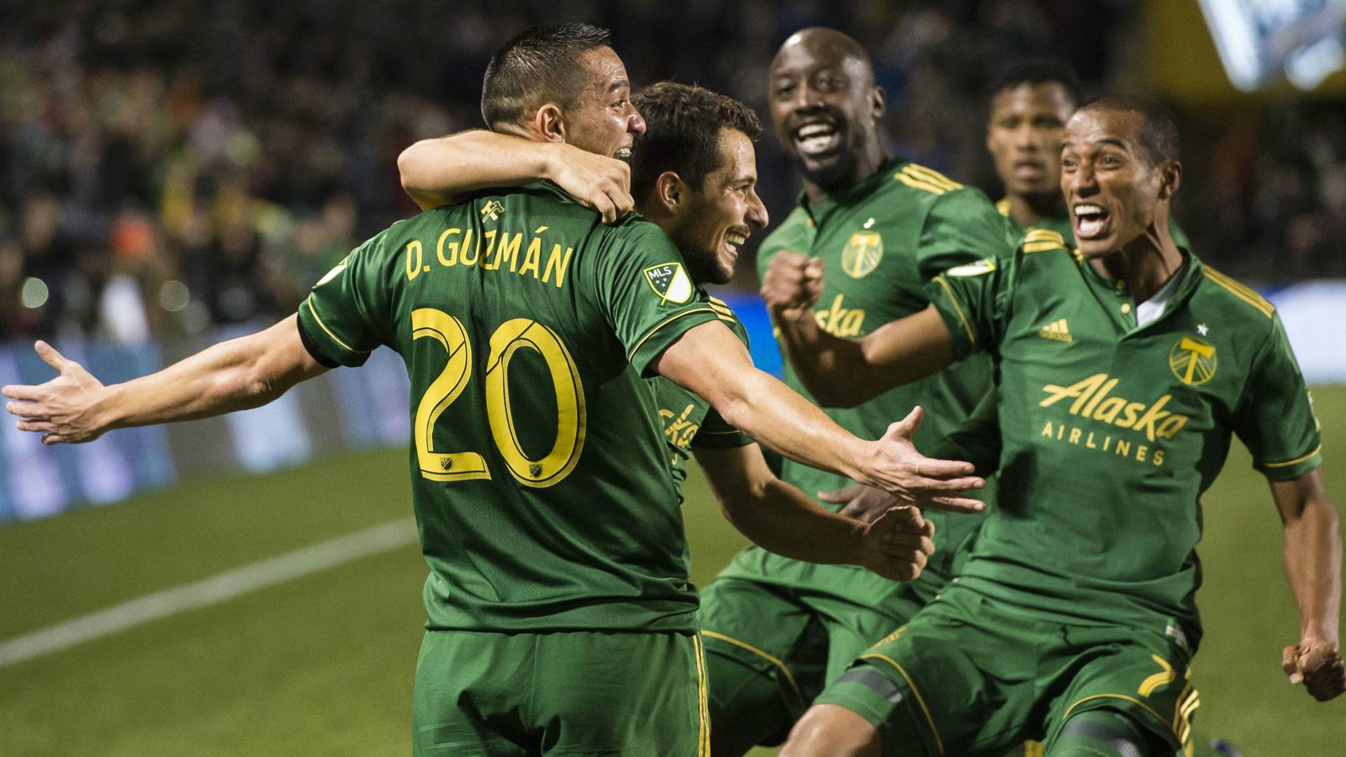 David Guzman MLS Portland Timbers 03182017