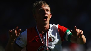Dirk Kuyt Feyenoord