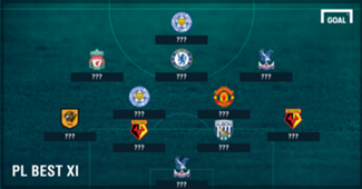 PL Best XI (unnamed)