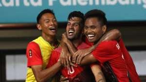 Selebrasi Stefano Lilipaly - Indonesia U-23