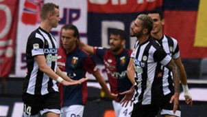Jakub Jankto Valon Behrami Udinese Genoa