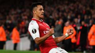 Alexis Sanchez Arsenal