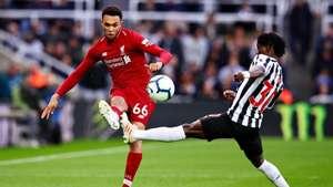 Alexander Arnold Liverpool Premier League