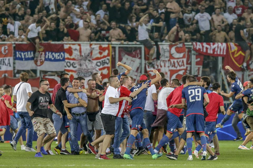 Red Star Belgrade 3
