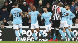 Newcastle United Manchester City 270122017