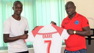 Ulinzi Stars unveil Ezekiel Okare from Sofapaka.