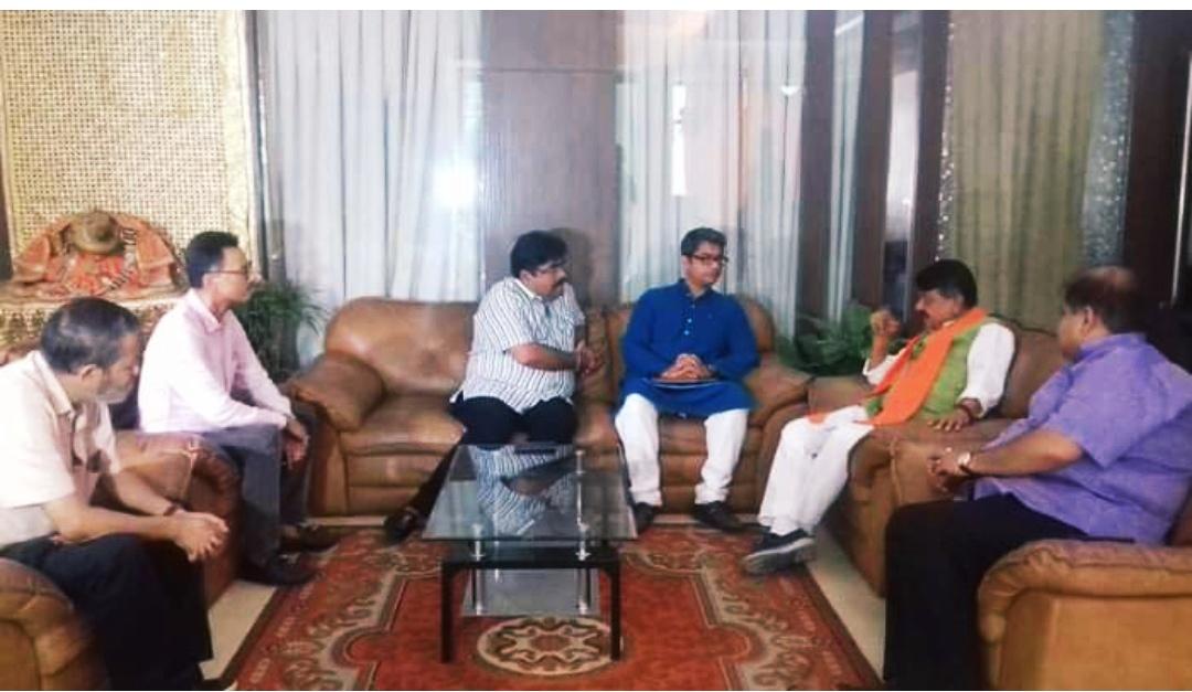 East Bengal & Mohun Bagan officials