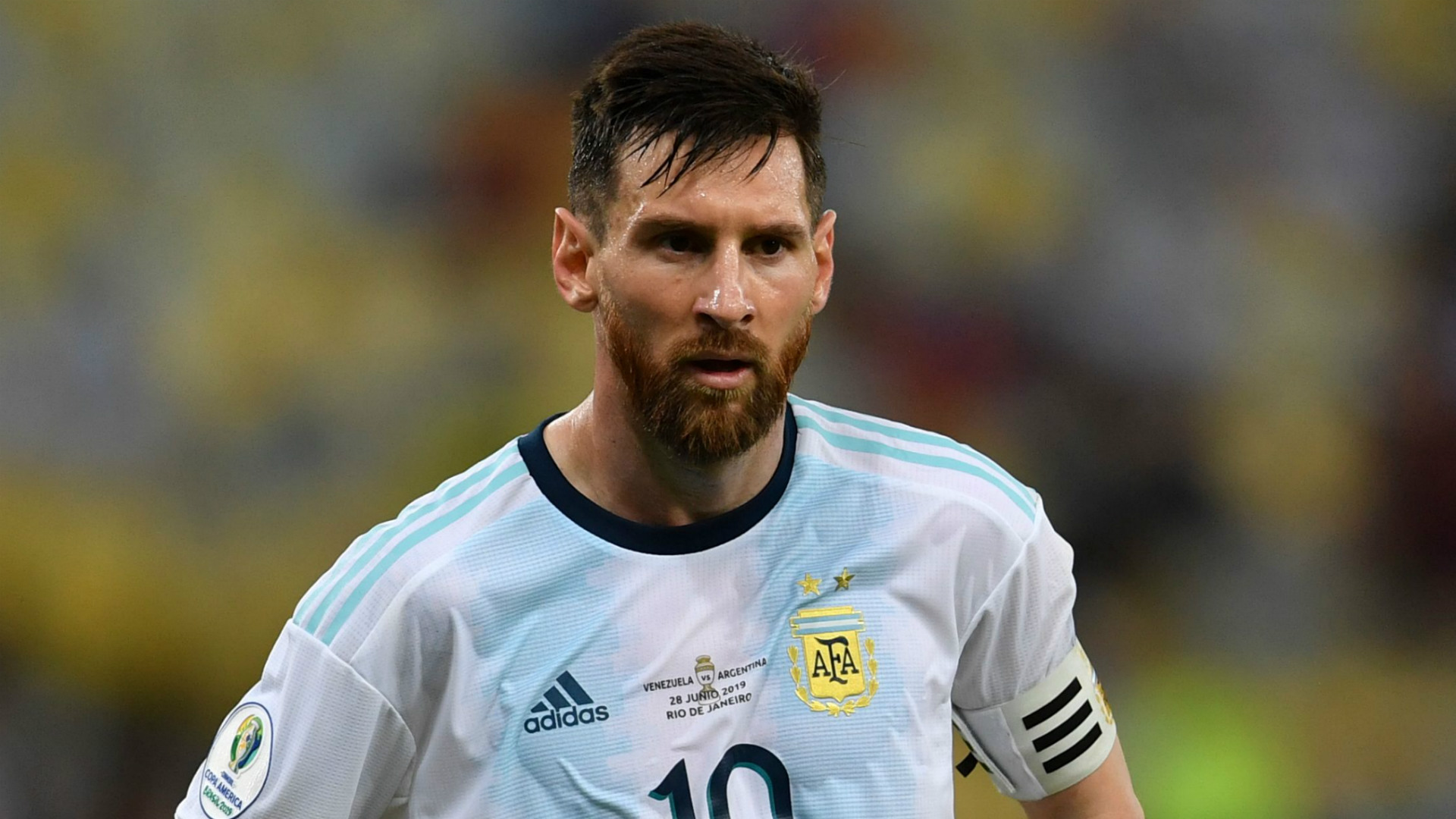 Messi's Copa America performances defended by Argentina boss Scaloni