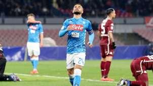 Lorenzo Insigne Napoli Torino Serie A