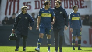 Carlos Izquierdoz Estudiantes Boca Superliga 20082018