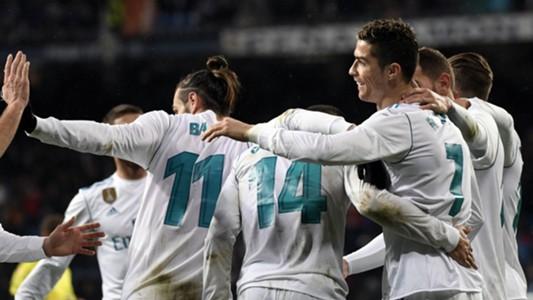 Cristiano Ronaldo Real Madrid 300th La Liga goal