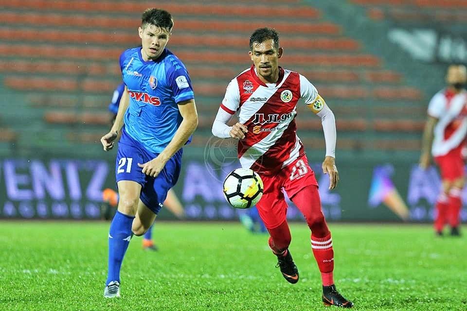 Romel Morales, PKNS FC, Indra Putra Mahayuddin, Kuala Lumpur, Malaysia Super League, 02052018