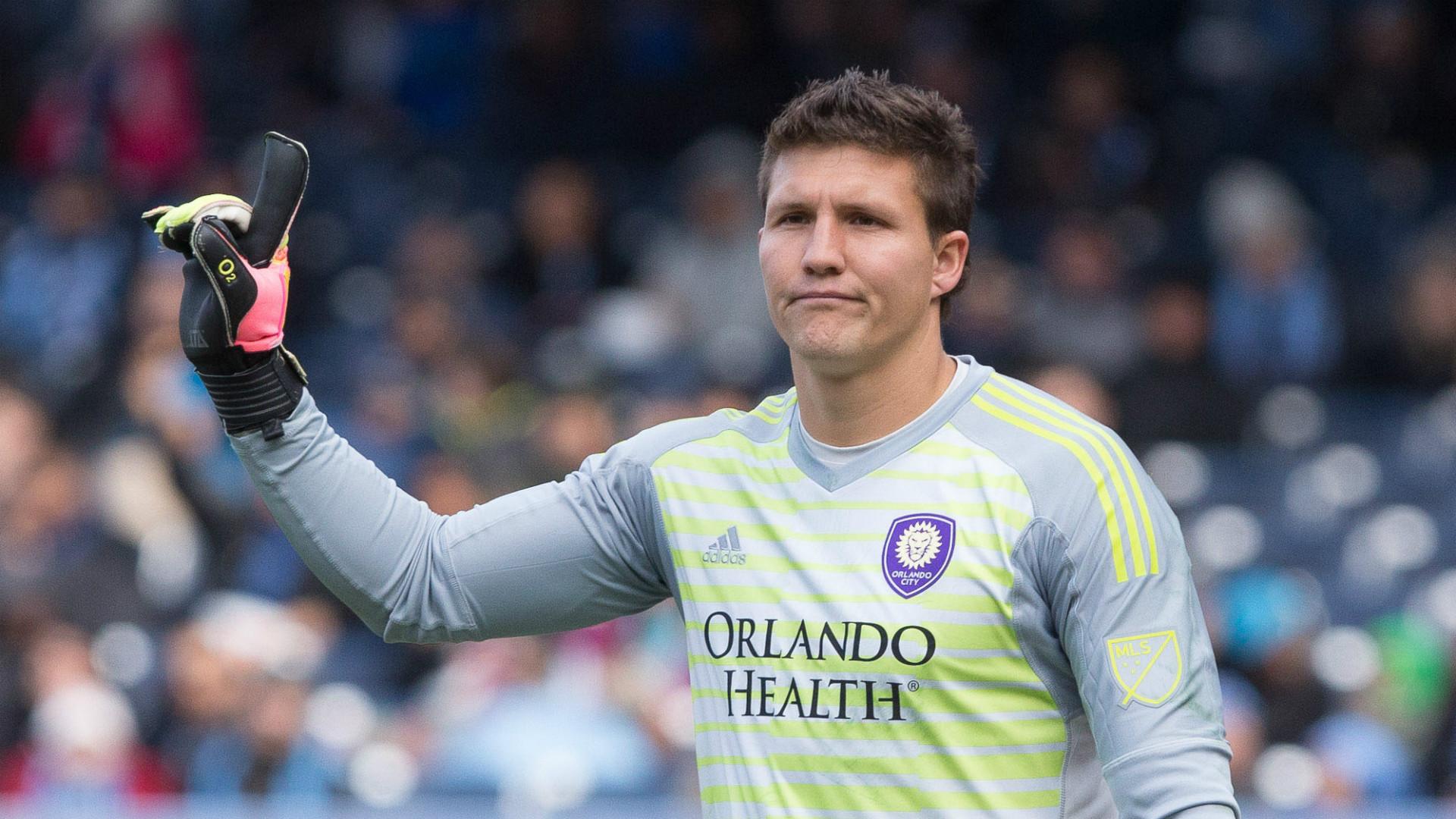 Joe Bendik MLS Orlando City 03172018
