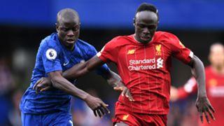 N'Golo Kante Sadio Mane Chelsea Liverpool 2019-20