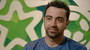 Xavi_Goal interview