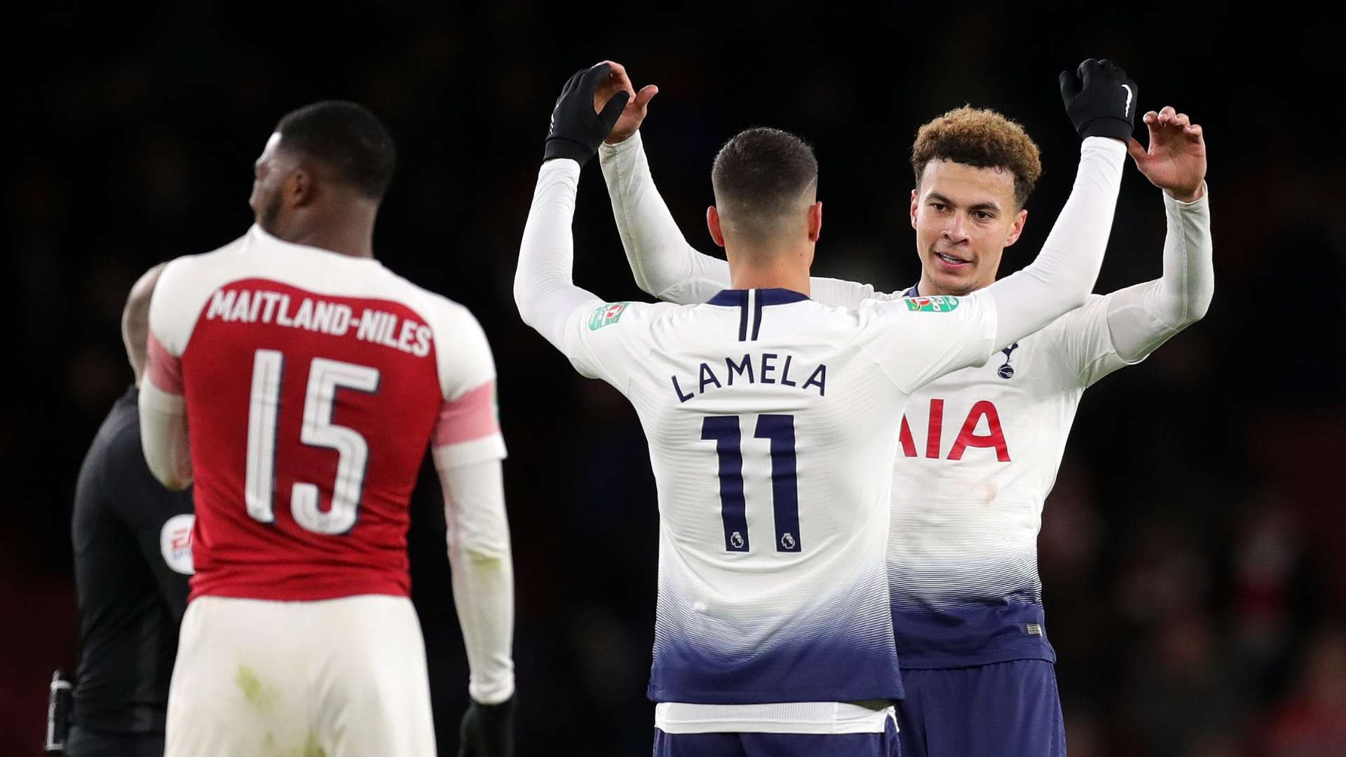 Arsenal 0-2 Tottenham: All eyes on Emery for Ozil omission, but Gunners' concerns don't stop there | Goal.com