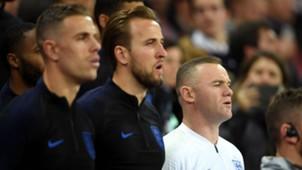 Harry Kane Wayne Rooney England 15112018