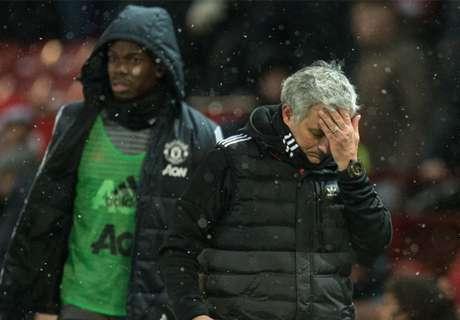 Mourinho attacks 'brainless' Man Utd critics