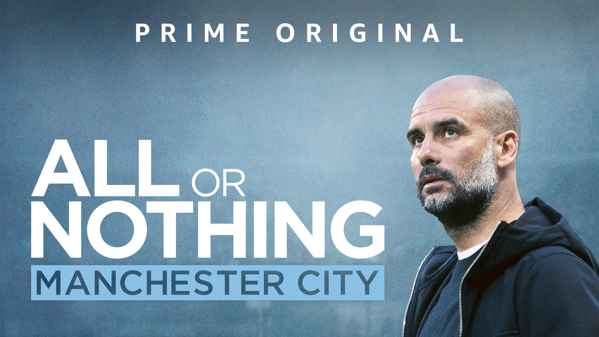 Manchester City All or Nothing Amazon Prime