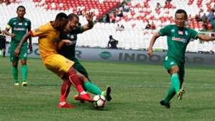 Sriwijaya FC & PSMS Medan