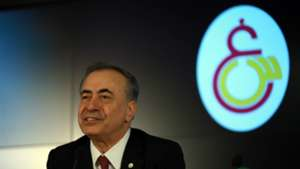 Galatasaray chairman Mustafa Cengiz