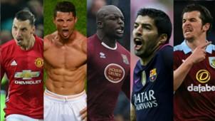 最強、最恐、最凶―サッカー界のモンスター級エピソード