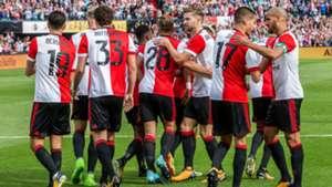 Feyenoord pakt Johan Cruijff Schaal