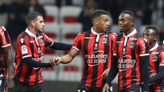 Nice v Toulouse Ligue 104122016