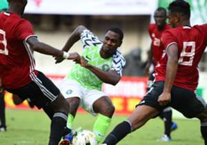 Winners: Nigeria - Despite beating the Seychelles 3-0 last month, the Super Eagles still had much to do to qualify for Cameroon, particularly with a tricky double-header against Libya coming up. The North Africans held South Africa at home in September...