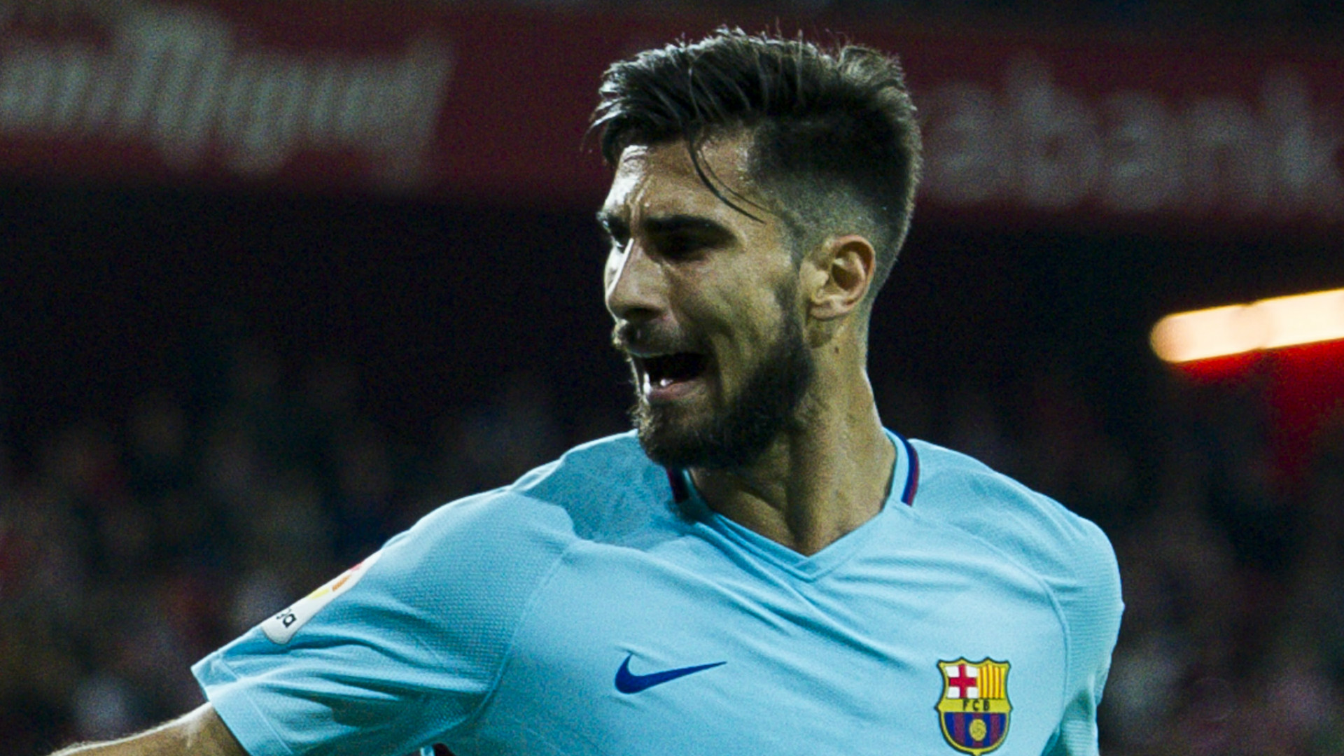 Andre Gomes Arsenal 2017-18