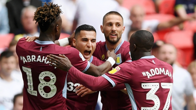 Image result for images of Aston Villa Beaten Derby