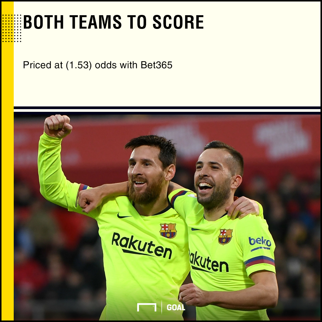Liverpool Vs Barcelona Preview And Prediction: Betting Preview: Lyon Vs Barcelona: Both Teams To Score In