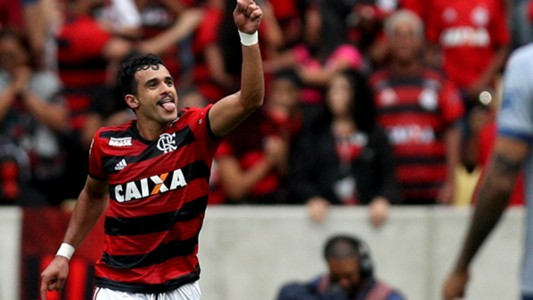 Henrique Dourado Flamengo Cruzeiro Brasileirao Serie A 12082018