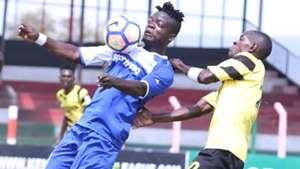 Gor Mahia striker Ephraim Guikan v Chemelil SUgar.J
