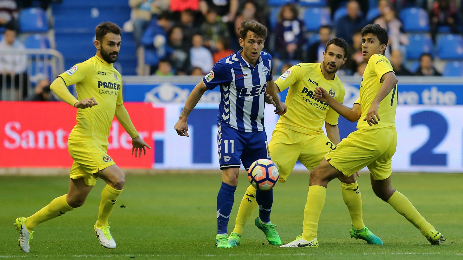Ibai Gomez Alaves Villarreal La Liga
