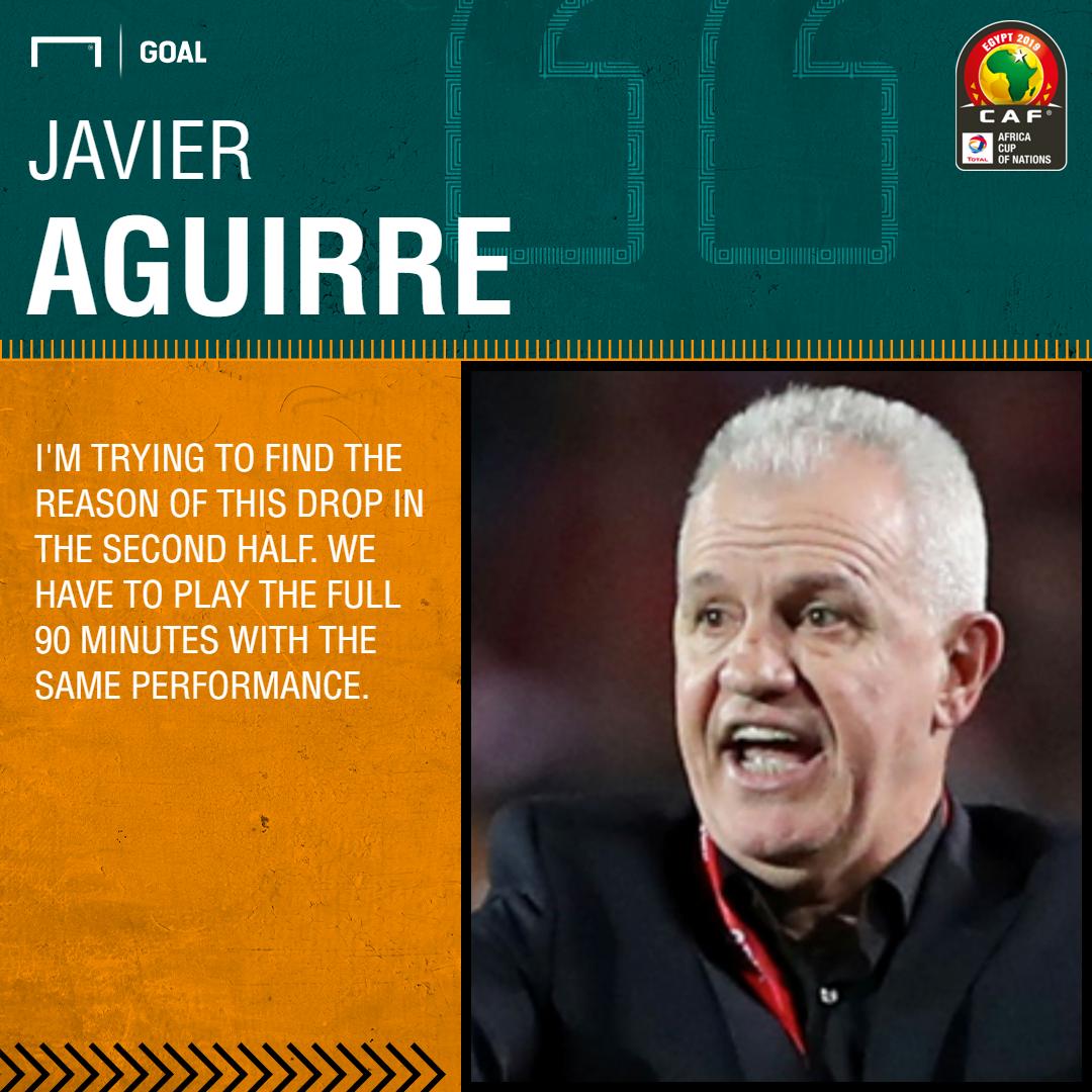 Javier Aguirre PS