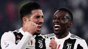 Emre Can, Blaise Matuidi, Juventus