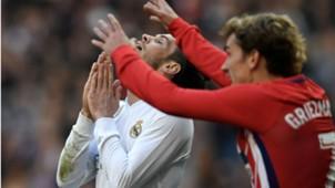 Bale Griezmann Real Atletico de Madrid 14 08 2018