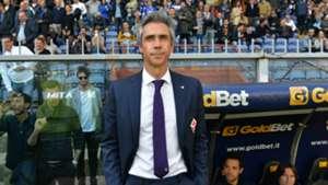 Paulo Sousa Fiorentina coach